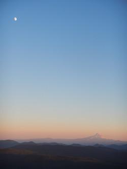 Mt. Hood from Sleeping Beauty