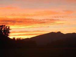 Sleeping Beauty Sunset