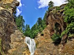 Secret Waterfall Mt. Adams