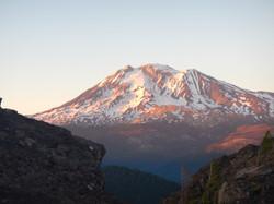 Mt. Adams from Sleeping Beauty
