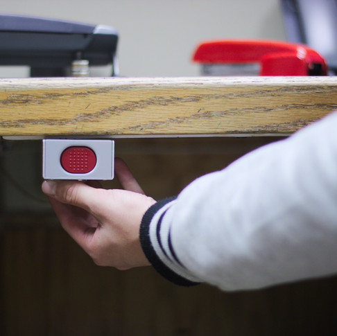 Panic buttons for offices and retail