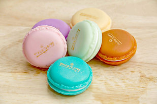FRENCH MACARON LIP BALM - SET OF 2