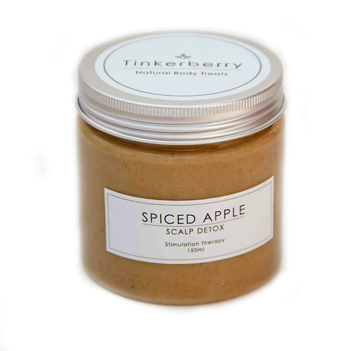 SPICED APPLE SCALP DETOX