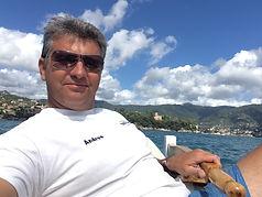 Skipper Andrea Viacava