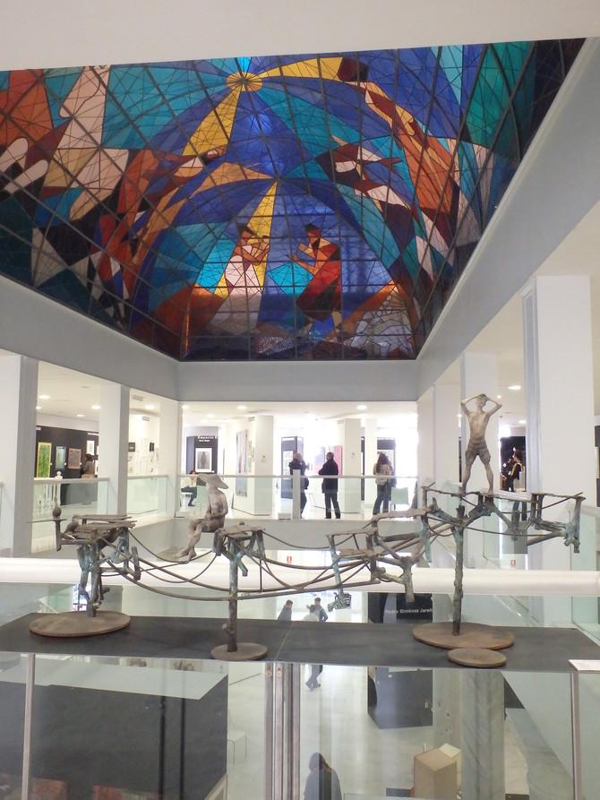 FERIA DEARTE (ESTRENARTE) en palacio Neptuno (Madrid)