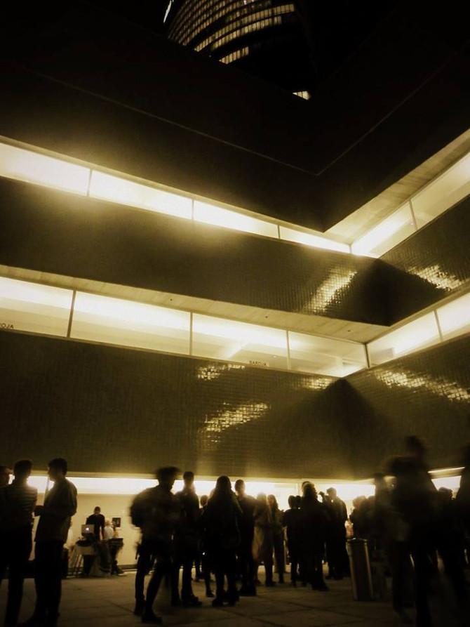 Exposición en el Bizkaia Aretoa