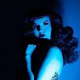 dallas vintage makeup and hair ladonna stein jill rasco leopard beauty waves dallas pinup.
