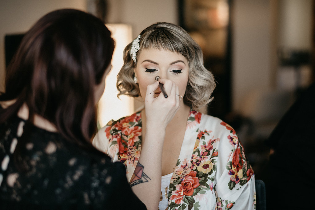 dallas make-up artist lashes & lace wedding hair vintage (1).jpg