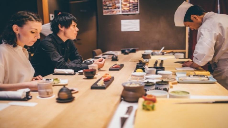 Itamaeya Sushi