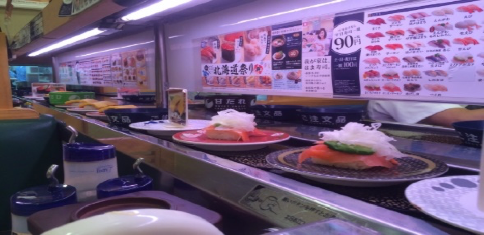Rolling Sushi Restaurant