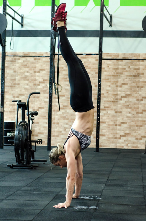 Handstand Hold
