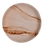 "Thumbnail: GREEN ATMOS - 7.5"" SHALLOW ROUND DISPOSABLE PALM LEAF PLATES - 100 PCS"