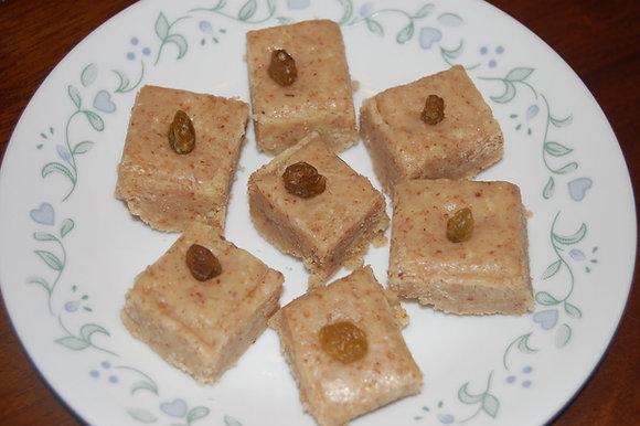 Cashew and Almond Barfi