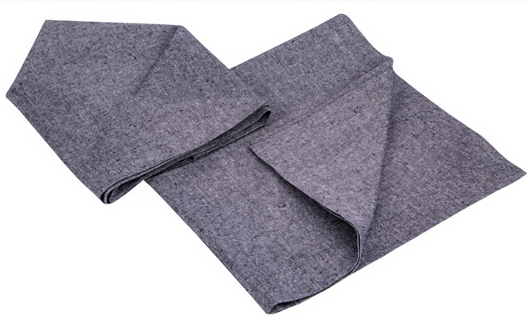Atmos Green Recycled Cotton Napkins - Grey Color