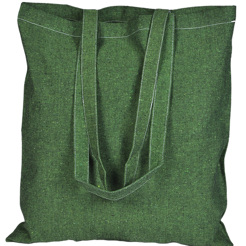 ATMOS GREEN 100 PACK RECYCLED COTTON BAGS (GREEN APPLE)