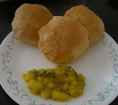 Poori Bhaji (3)