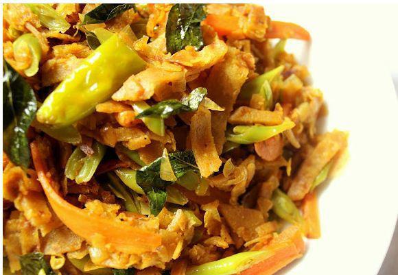 Kothu Parota/Chapati (1 portion)