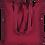 Thumbnail: ATMOS GREEN 100 PACK RECYCLED COTTON BAGS (GARNET)