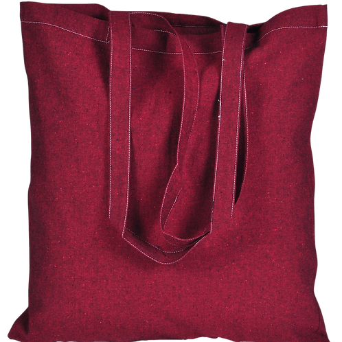 ATMOS GREEN 100 PACK RECYCLED COTTON BAGS (GARNET)