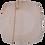 "Thumbnail: PALM LEAF PLATES - 8"" ELEGANT SQUARE - 100 PCs (ECO FRIENDLY/ DISPOSABLE)"