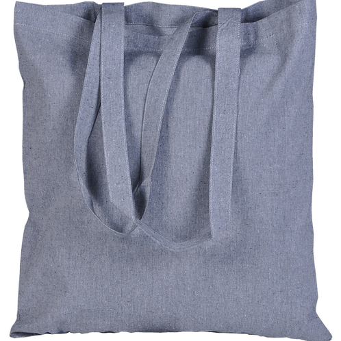 ATMOS GREEN 100 PACK RECYCLED COTTON BAGS (STEEL GREY)