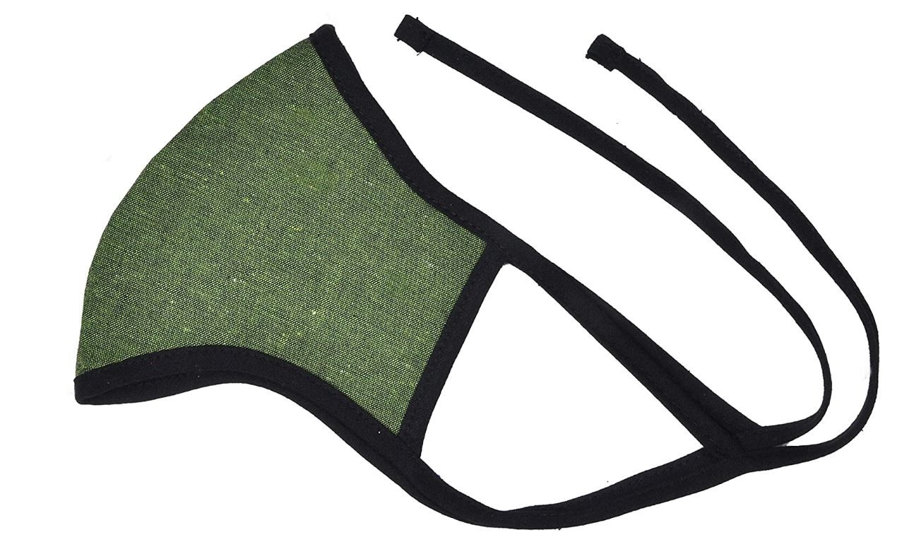 Atmos Green Recycled Cotton Face Mask - Assorted Colors