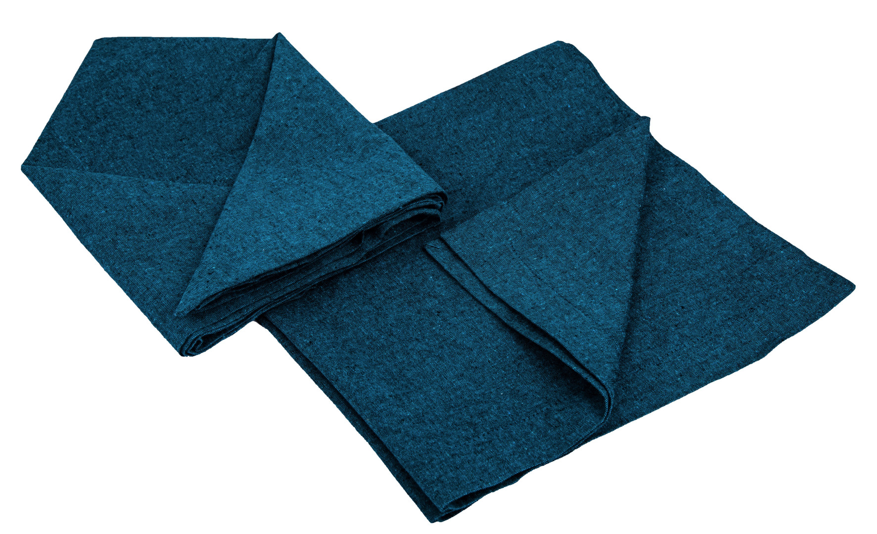 Atmos Green Recycled Cotton Napkins - Teal Color