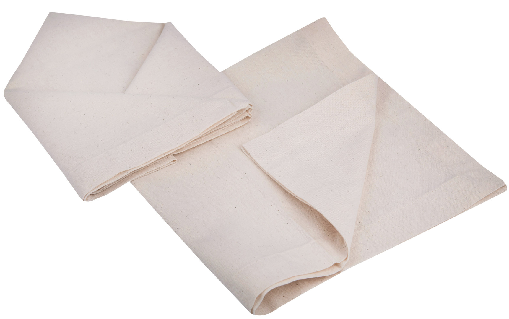 Atmos Green Recycled Cotton Napkins - Off White Color