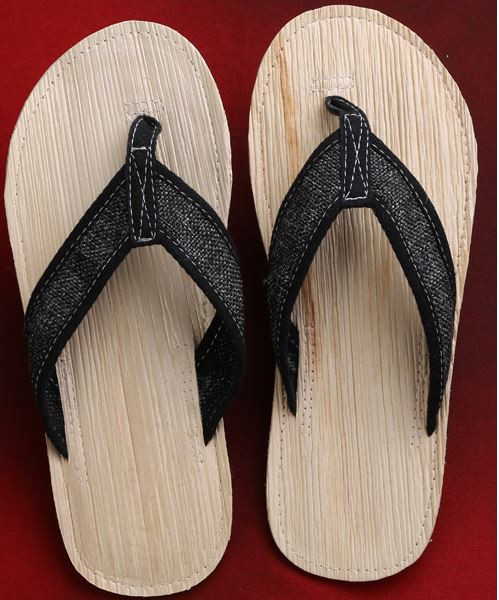 Palm Leaf Footwear
