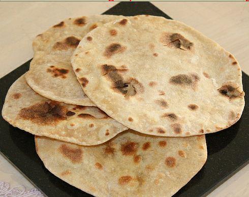 Tandori Roti (2)