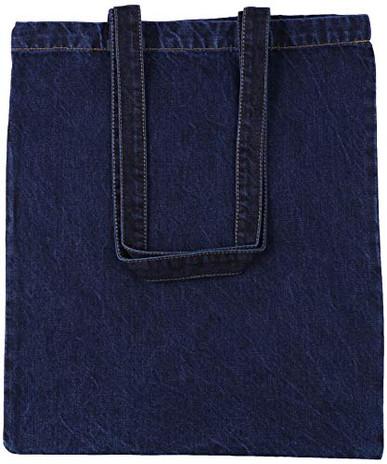 Denim Cotton Tote Bags