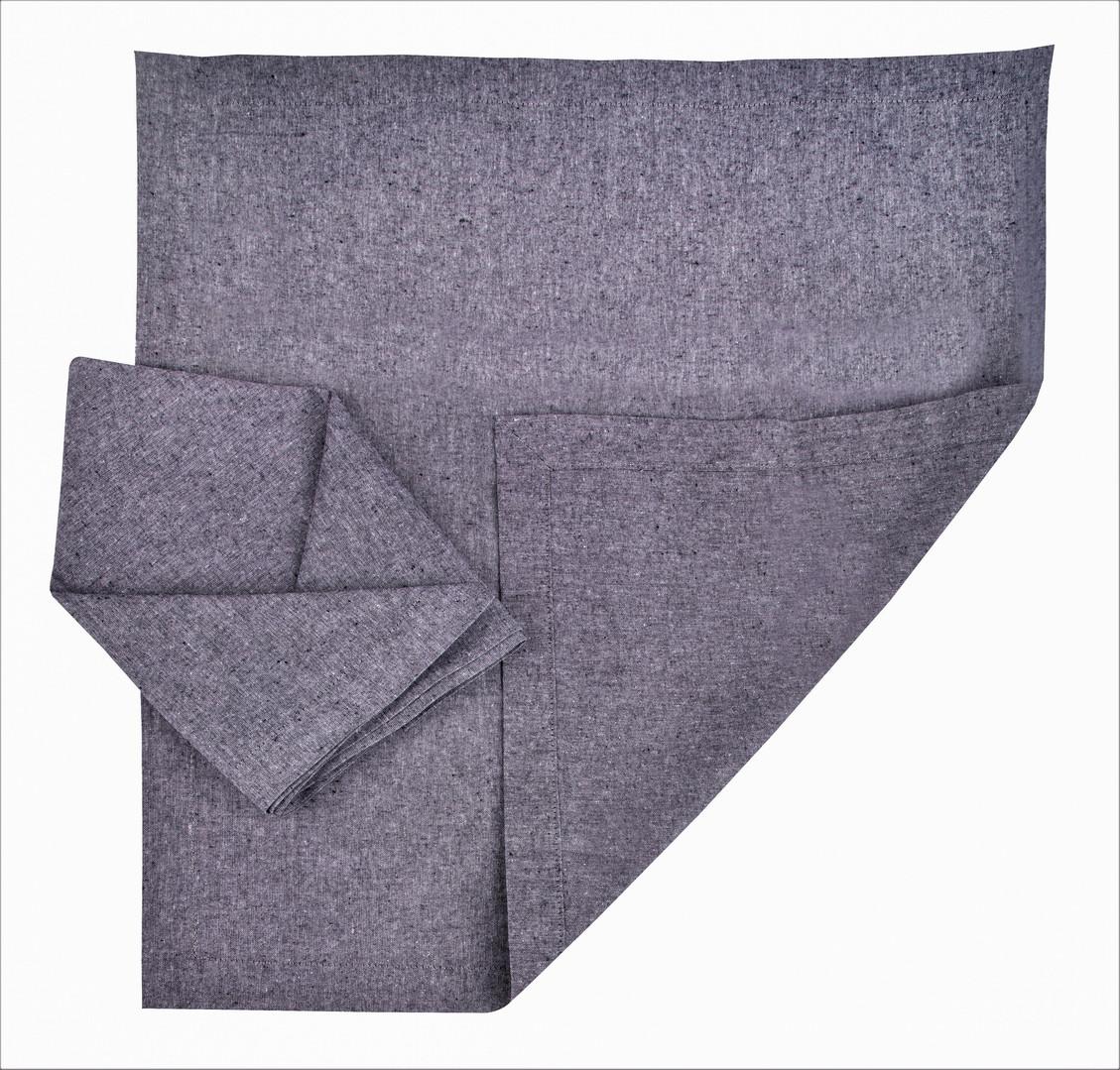 Atmos Green Recycled Cotton Napkins - Grey Color