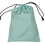 Thumbnail: ATMOS GREEN 4 PACK GLACIER, GREY, AZURE & EMERALD COLOR SHOE BAGS