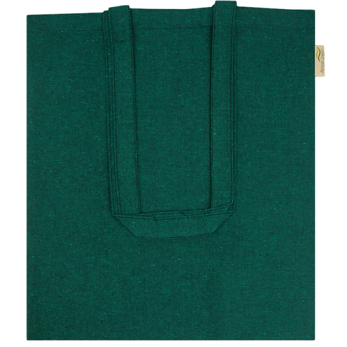 ATMOS GREEN 100 PACK RECYCLED COTTON BAGS (EMERALD)