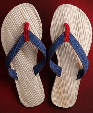 Palm Leaf Footwear