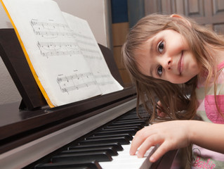 Dec. 18th - Children's Christmas  Piano Recital  (10:04 - 11:00am)