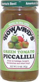 Green Tomato Piccalilli 6 pack