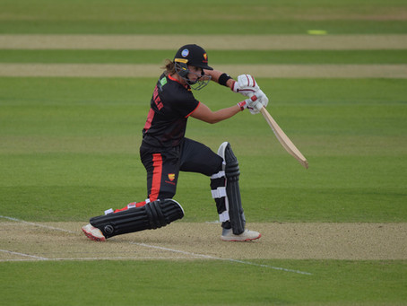 GARDNER BECOMES LATEST SUNRISERS PLAYER TO BE NAMED IN THE HUNDRED
