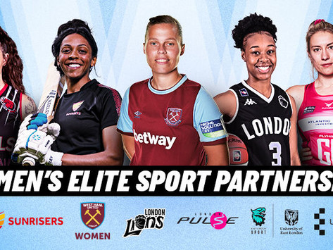 Elite sport clubs join forces to create pioneering 'Women's Elite Sport Partnership'