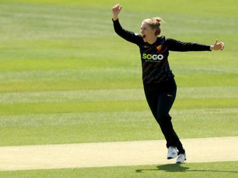 Kelly Castle Takes on Sunrisers T20 Captaincy