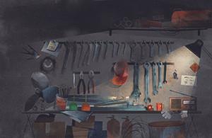 工作台 Workbench