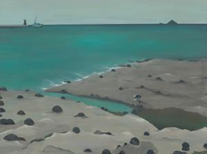基隆的第三天五月五日 我在和平島看阿拉寶灣
