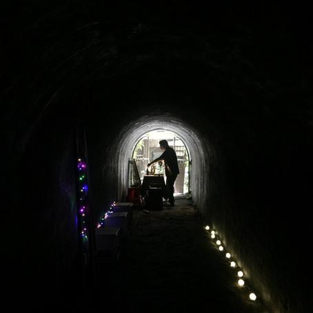 「基洞之城」|來一趟基隆防空洞之旅吧!