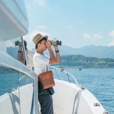 [工作坊日記]  從大海回望我們的島|浪花飛飛—乘船出航工作坊