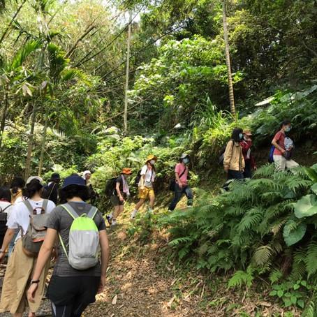 [走讀日記]和平島山線|那條,被搶救之下的山路
