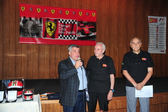Circolo Italiano recebe Ferrari Club São Paulo para o almoço de fim de ano da entidade