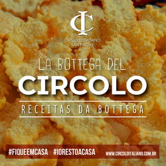 Receita da Bottega!