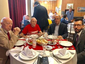 Circolo Italiano recebe Ferrari Club São Paulo em almoço especial