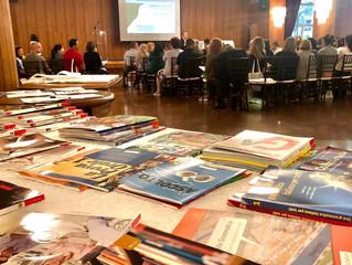 Conferência traz atualização e reciclagem para professores de Italiano