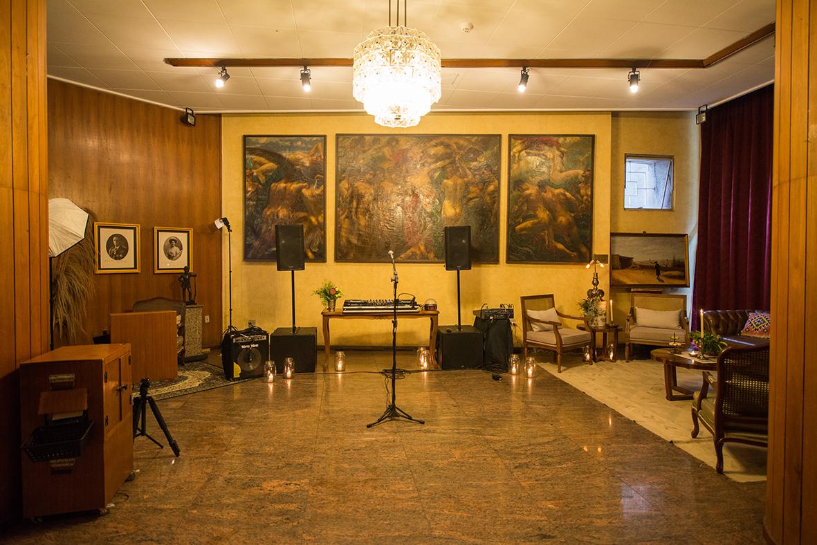 Sala das Colunas